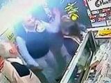Video : On Camera, Man Seen Slapping Elderly Couple in Chandigarh