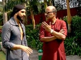 Video: Walk The Talk With Actor Ranveer Singh