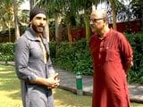Video: जब रणवीर ने सुनाया 'दीवार' का मशहूर डायलॉग और शेखर बोले- मेरे पास मां है