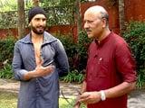 Video : चलते-चलते में 'बाजीराव' रणवीर सिंह से खास बातचीत