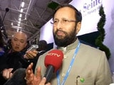 Video : Climate Deal 'A Hope For Future Generations': Prakash Javadekar