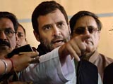 Video : 'Blocked' From Temple in Assam, Angry Rahul Gandhi Blames RSS