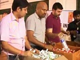 Video : Actor Arvind Swamy Plays Chennai Flood Relief Volunteer In Real Life