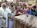 Video : अयोध्या में ट्रक भरकर लाए गए पत्थर, राम मंदिर के लिए हुआ शिलापूजन
