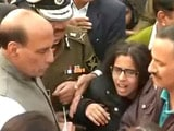 Video : 'Why Does a Soldier's Family Have to Cry Always?' Relative Asks Rajnath