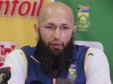 Video : Hashim Amla Wants Proteas to Exploit Home Advantage vs England