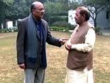 Video: शरद यादव के साथ 'चलते-चलते'