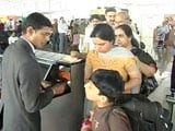 Video : Hyderabad Airport Becomes Country's First To Offer E-Boarding Facility