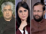 Video: The NDTV Dialogues: India's Environment Challenge