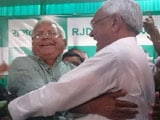 Video : 'Don't Lecture Nitish Kumar,' Says His Party on Lalu Yadav's Criticism