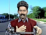 Video: PM Modi Calls On Kejriwal's Odd-Even Dream