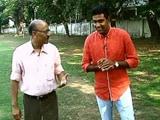 Videos : 'चलते-चलते' क्रिकेटर आर. अश्विन के साथ