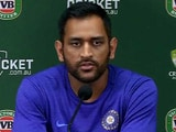 India Will Miss a Seaming All-rounder in Australia: MS Dhoni