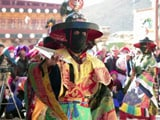 Video: Dances With Monks at Tibetan Festival
