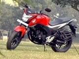 Video: Honda CB Hornet Unleashed