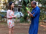 Video: Walk The Talk With Sunny Leone