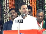 Videos : मुम्बई कांग्रेस के अंतर्कलह पर बोले राहुल, तो मैं डिसिप्लिन भी लाऊंगा!