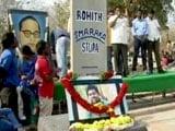 Video: इंडिया 7 बजे : हैदराबाद यूनिवर्सिटी में सिर्फ दलित छात्रों को सज़ा क्यों?