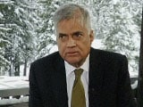 Video: Sri Lanka's Relation With India Has Suffered: PM Wickremesinghe