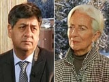 Video : India Will Be Fastest Growing Major Economy: IMF Chief