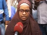 Video : No Arrest Warrant, They Held A Gun To His Head: Terror Suspect's Wife