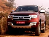 Video: New Generation Ford Endeavour Packs A Punch