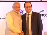 Video : India, France United In Fight Against Enemies Of Humanity, Says PM Modi