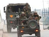 Video : Pathankot Attack: Terrorists Were On Ground Floor, Air Men Trapped Above