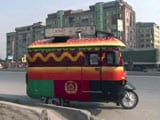Video: With Relish, Kabul's Middle Class Embraces The Food Truck Trend