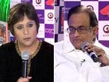 Video : Role Reversal: P Chidambaram In Interviewer's Role