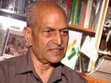Video : Former Army Chief General KV Krishna Rao Dies At 92