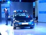 Video: VW Unveils Ameo Compact Sedan