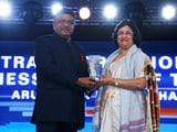 Video: Arundhati Bhattacharya's Two Questions To Ravi Shankar Prasad