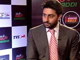 Video : ISL And PKL Are Here to Stay: Abhishek Bachchan