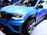 Video: Renault Duster Facelift and Kwid Variants Show Up at 2016 Auto Expo