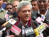 Video : जेएनयू : गृहमंत्री से येचुरी मिले, कहा कन्हैया को रिहा करें