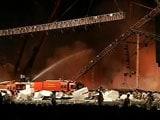 Video : इंडिया 9 बजे : 'मेक इन इंडिया' के स्टेज पर लगी भीषण आग