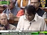 Video : No Hike In Fares In Suresh Prabhu's Customer-Focused Budget