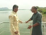 Video: Walk The Talk With Chandrababu Naidu