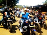 Video : A Trip To India Bike Week 2016