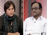 Video : Headley A Psychopath, Can't Go By His Ishrat Testimony: Chidambaram To NDTV