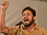 Video: JNU छात्र संघ अध्यक्ष कन्हैया कुमार अंतरिम जमानत पर तिहाड़ जेल से रिहा