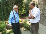 Video: Walk The Talk With Top Jurist Fali Nariman