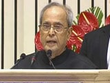 Video : Show 'Commitment' For Women's Bill, President Hints Political Parties