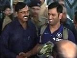 Team India Returns Home to Hero