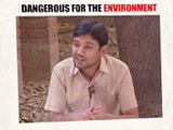 Video: गुस्ताखी माफ : कन्हैया के शब्द पर्यावरण के लिए खतरनाक!