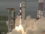 Video : ISRO Launches 6th Navigation Satellite, Minute's Delay Due To Space Debris
