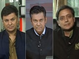 Video : Shashi Tharoor 'Gives Up' On 377: Only BJP To Blame, Not Congress?
