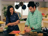 Video : VJ, Chef Maria Goretti Joins Kunal Kapur on <i>My Yellow Table</i>
