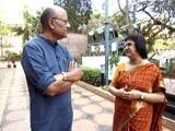 Videos : 'चलते-चलते' SBI की प्रमुख अरुंधति भट्टाचार्य के साथ
